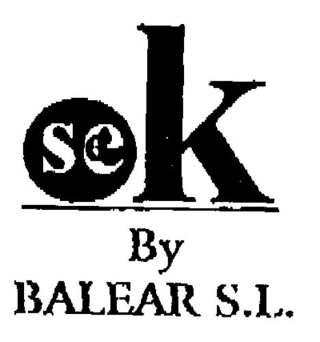 seek By BALEAR S.L.