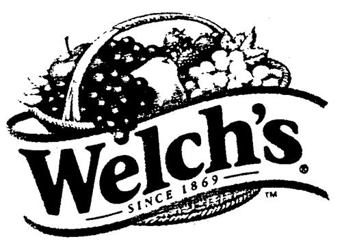 Welch's SINCE 1869