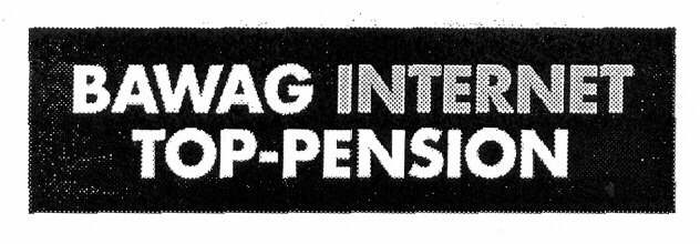 BAWAG INTERNET TOP-PENSION
