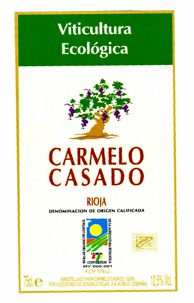 CARMELO CASADO