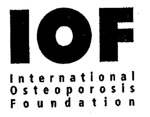 IOF International Osteoporosis Foundation