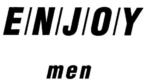E/N/J/O/Y men