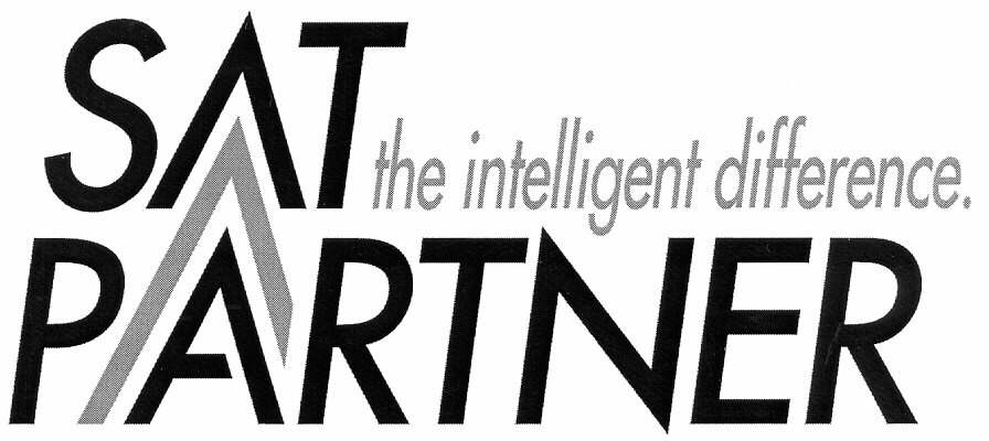SAT PARTNER the intelligent difference.