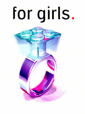 for girls.