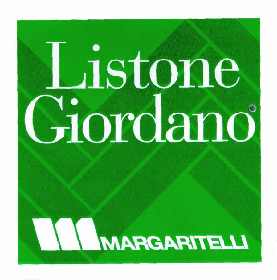 Listone Giordano M MARGARITELLI