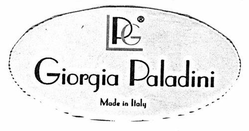 PG Giorgia Paladini Made in Italy
