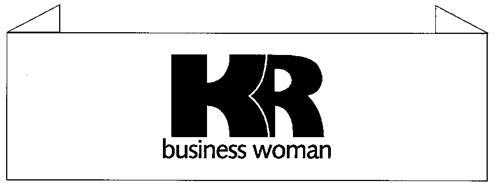 KR business woman