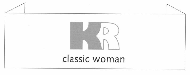 KR classic woman