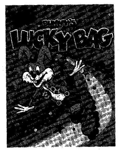 BUNNY'S LUCKY BAG