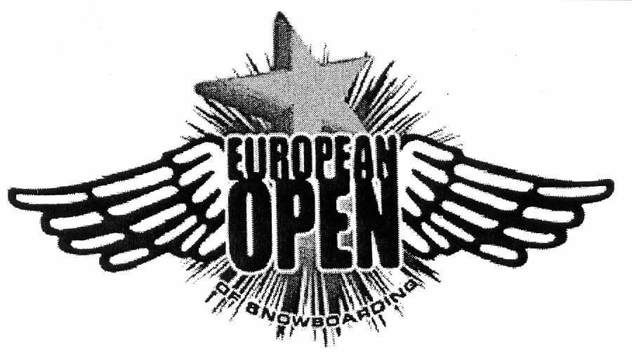 EUROPEAN OPEN OF SNOWBOARDING