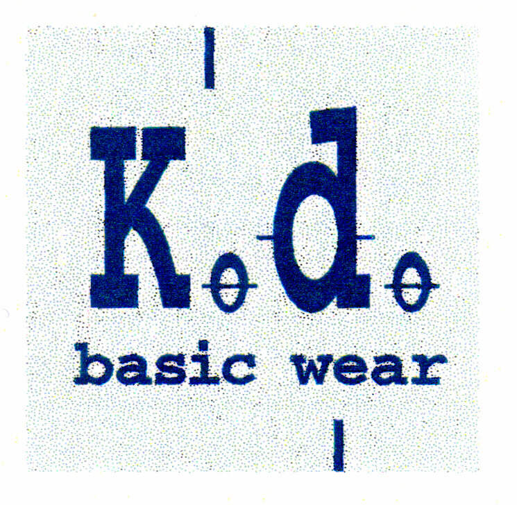 K.d. basic wear