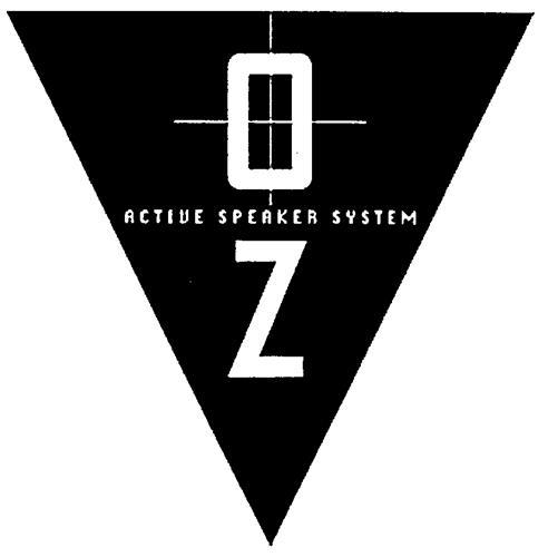 OZ ACTIVE SPEAKER SYSTEM