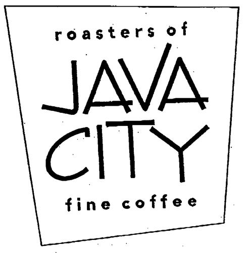 JAVA CITY roasters of fine coffee
