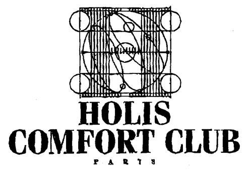 HOLIS COMFORT CLUB PARIS