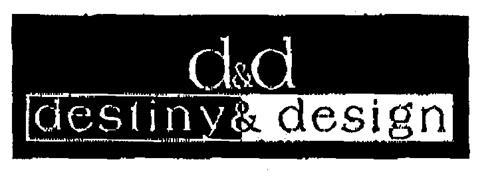 d&d destiny & design