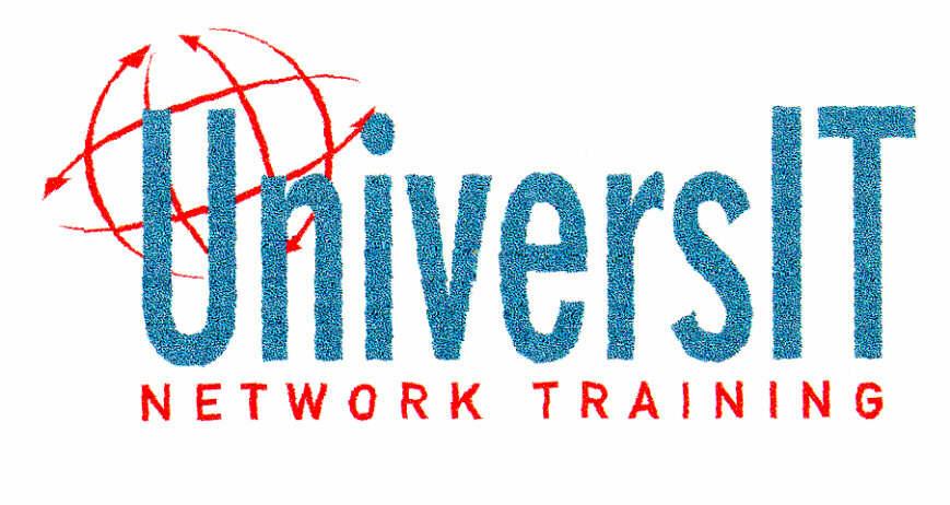 UniversIT NETWORK TRAINING