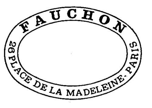 FAUCHON 26 PLACE DE LA MADELEINE - PARIS