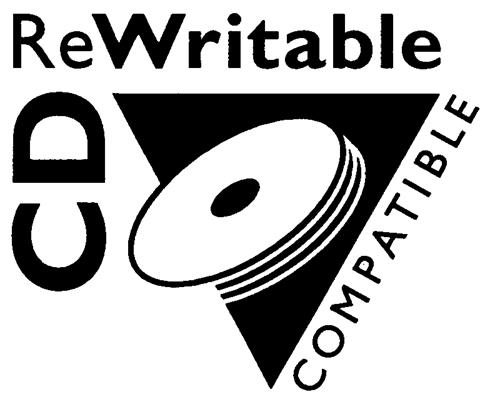 CD ReWritable COMPATIBLE