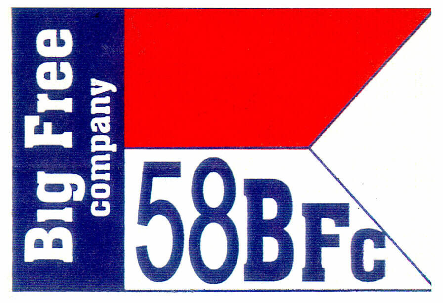 Big Free company 58BFC