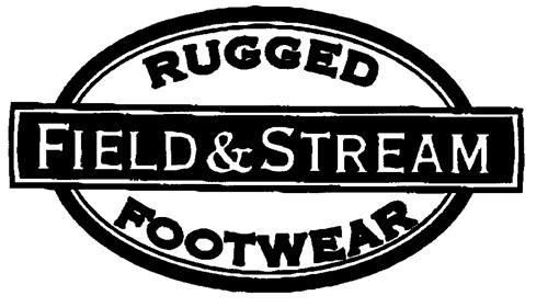 FIELD & STREAM RUGGED FOOTWEAR