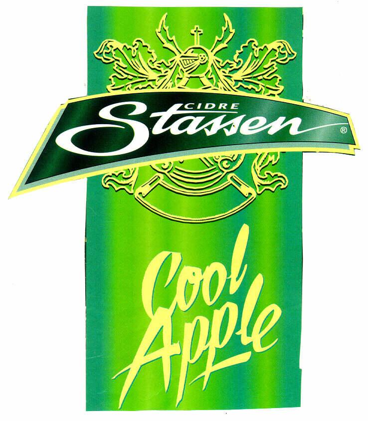 CIDRE Stassen Cool Apple