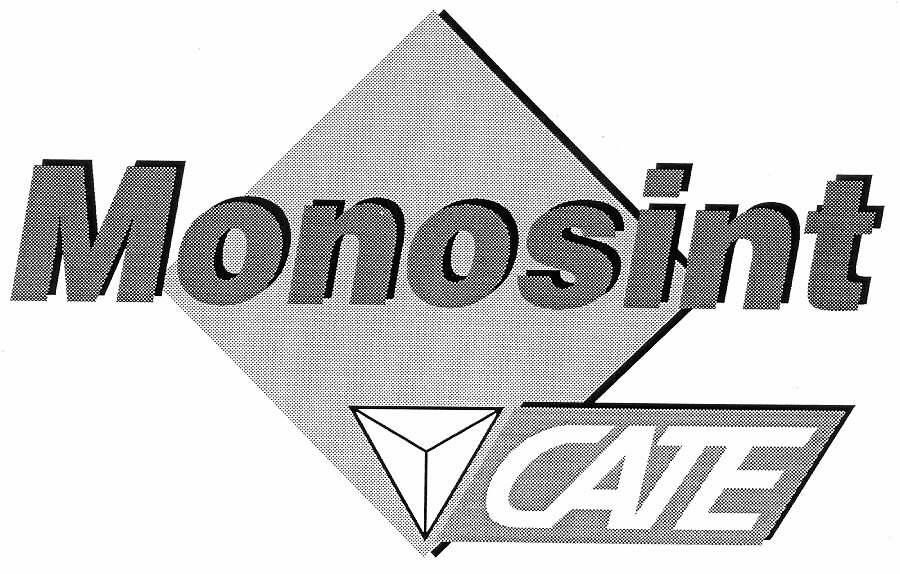 Monosint CATE