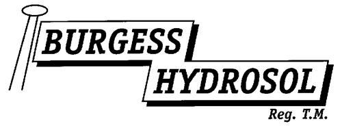 BURGESS HYDROSOL
