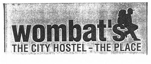 wombat's THE CITY HOSTEL - THE PLACE