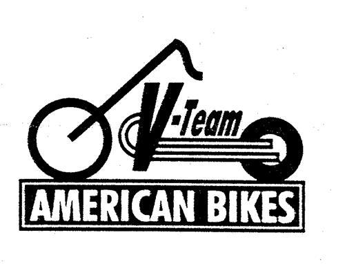 V-Team AMERICAN BIKES