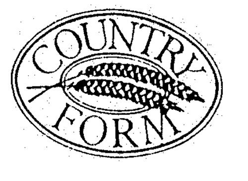 COUNTRY FORM