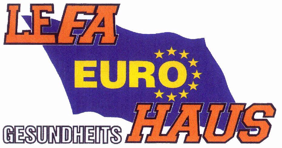 LEFA EURO GESUNDHEITS HAUS