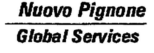 Nuovo Pignone Global Services