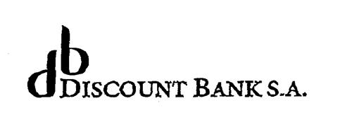 db DISCOUNT BANK S.A.
