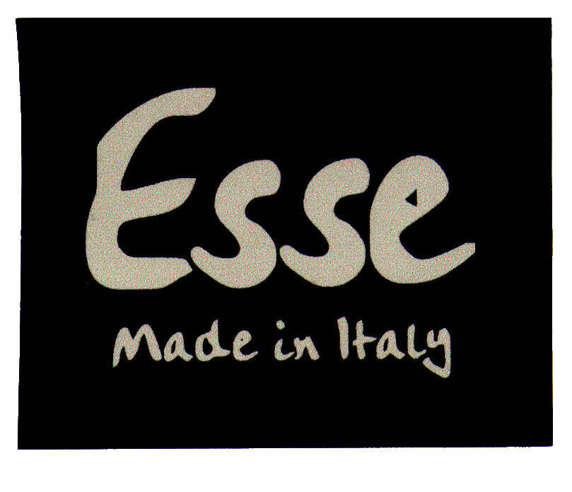 Esse Made in Italy