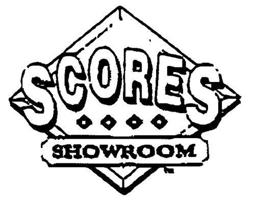 SCORES SHOWROOM