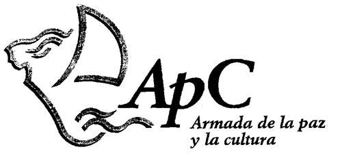 ApC Armada de la paz y la cultura