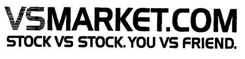 VSMARKET.COM STOCK VS STOCK. YOU VS FRIEND.
