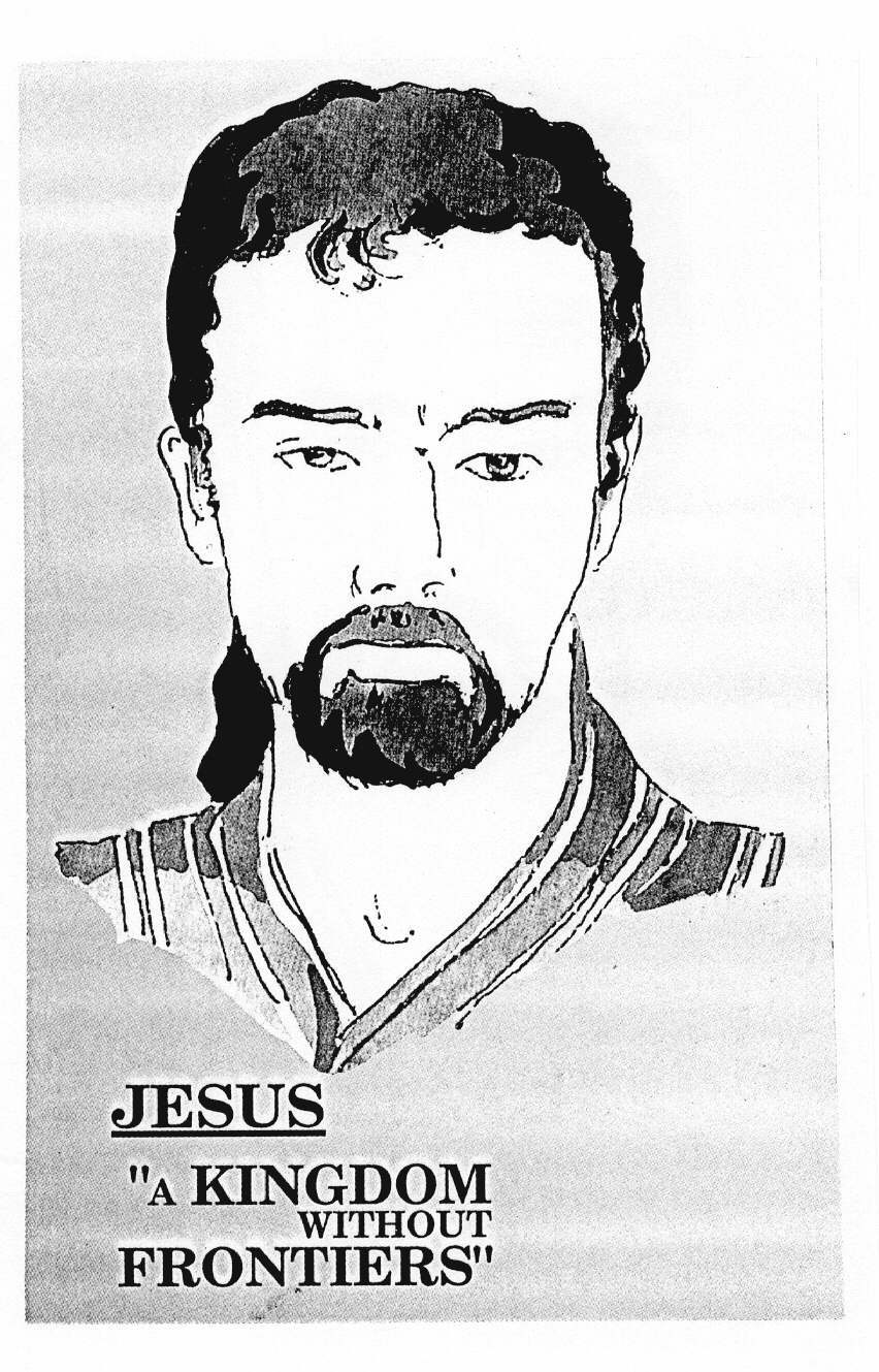 """JESUS """"A KINGDOM WITHOUT FRONTIERS"""""""