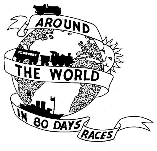 AROUND THE WORLD IN 80 DAYS RACES