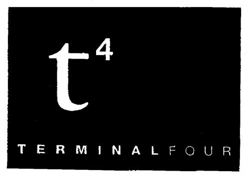 t4 TERMINAL FOUR