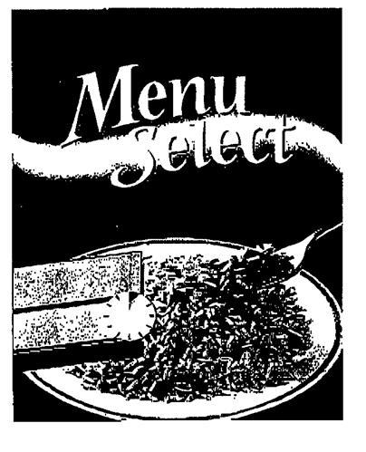 Menu Select