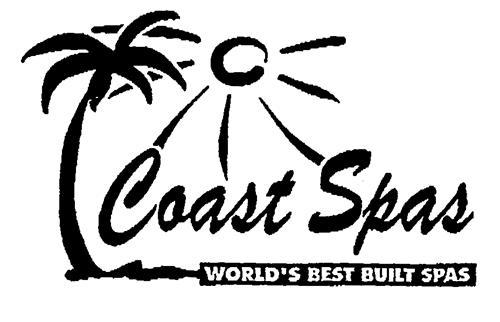 Coast Spas WORLD'S BEST BUILT SPAS