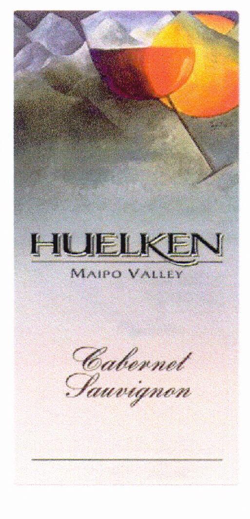 HUELKEN MAIPO VALLEY Cabernet Sauvignon