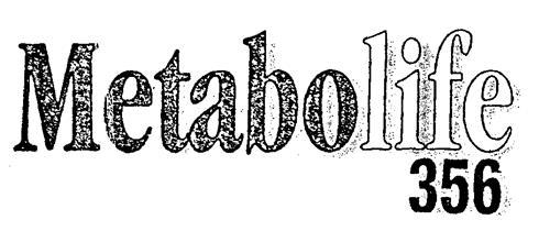 Metabolife 356
