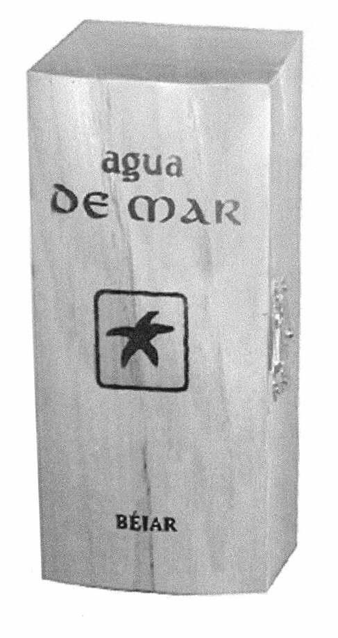 agua de mar BÉJAR