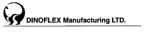 DINOFLEX Manufacturing LTD.