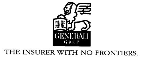 GENERALI GROUP THE INSURER WITH NO FRONTIERS.