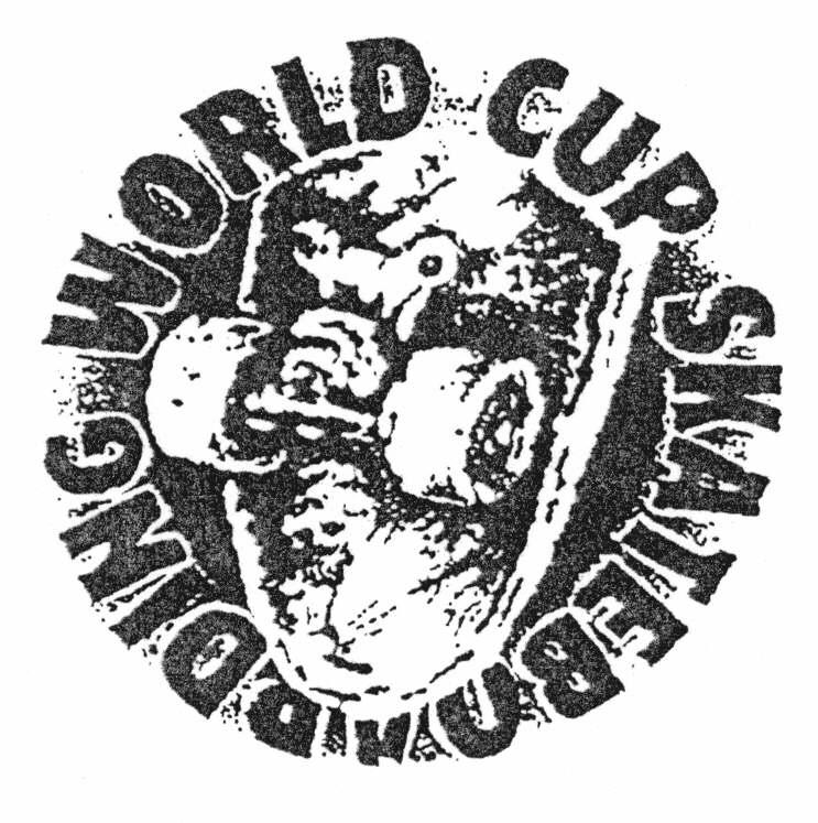 WORLD CUP SKATEBOARDING