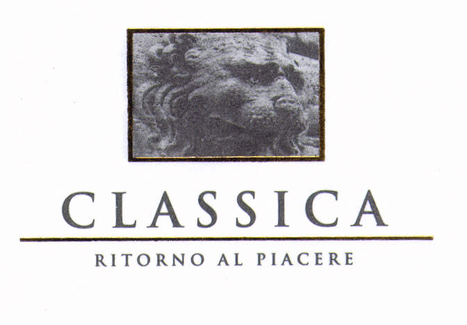 CLASSICA RITORNO AL PIACERE