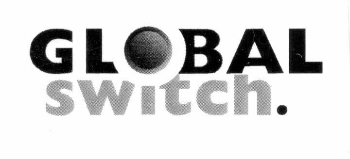 GLOBAL switch.
